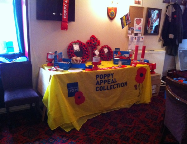 Poppy Table2012